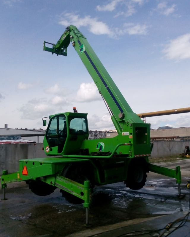 Telescopic loader - Merlo 45.19