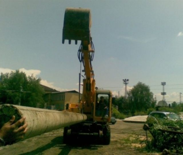 Repair of overhead lines with substitution of pole lines, affecting 3 garage tracks for EMB № 1,2,3 to repair hall for EMB rejoin Sofia engine depot""