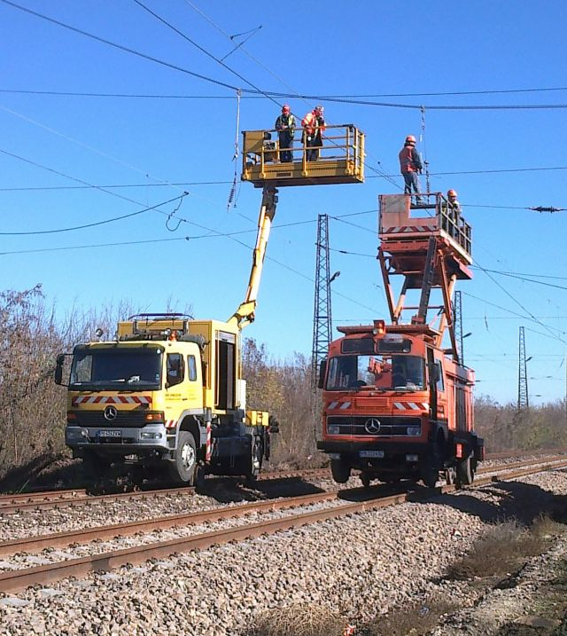 """""""Rehabilitation of the railway Infrastructure in sections of railway line Plovdiv-Bourgas"""" - Position 3"""