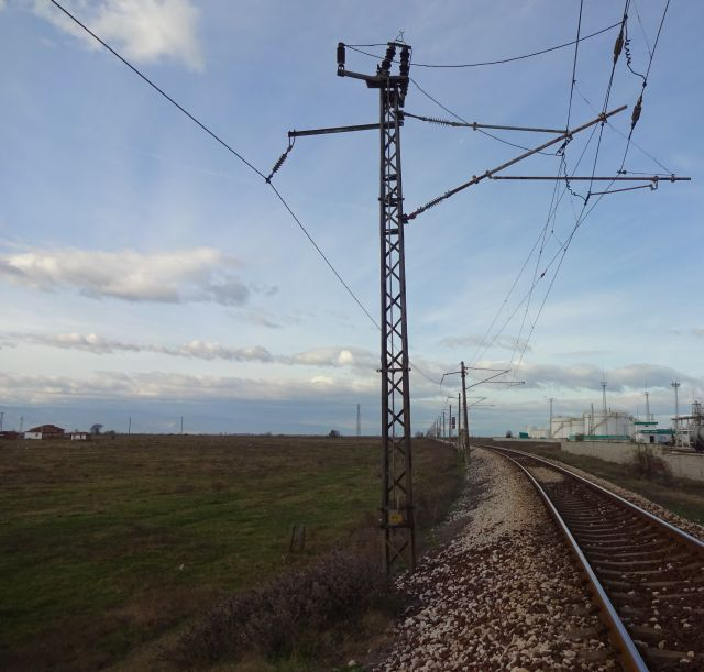 """""""Rehabilitation of the contact network in Section № 810 Belozem Railway Station"""""""